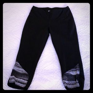 New Balance Crop Leggings